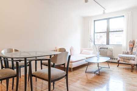 Bright and quiet room in charming Lower East Side - New York - Apartment