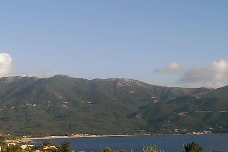JoliT3,terrasse,100m plage - Casaglione