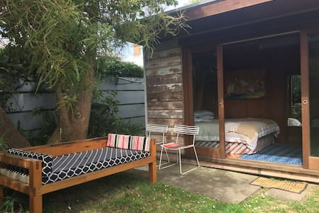 Peaceful Ponsonby Garden Guest House - Auckland