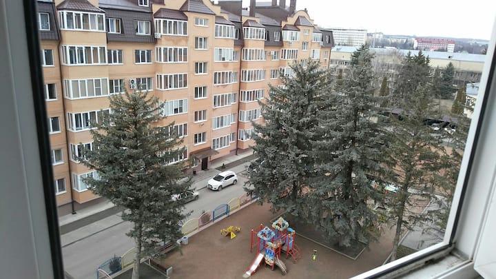 Апартаменты на ПЛОЩАДИ ОКТЯБРЬСКОЙ в элитном компл