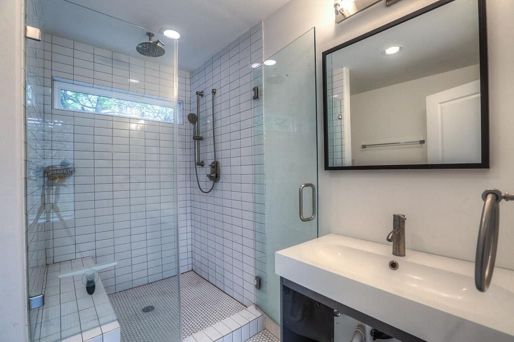Doubleheaded Shower