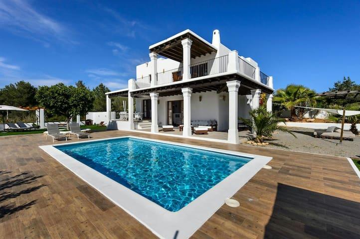 Villa encantadora  moderna en Ibiza(R.G.E. 001074) - Santa Eulalia - Villa