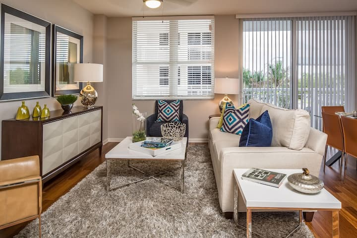 Relax in comfort | 1BR in Fort Lauderdale