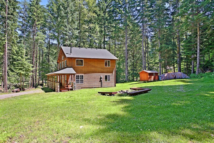 Lazy Elk Lodge - Enumclaw - Villa