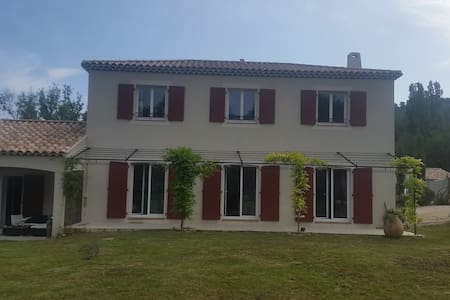 Beautiful home near aix en provence - Le Puy-Sainte-Réparade