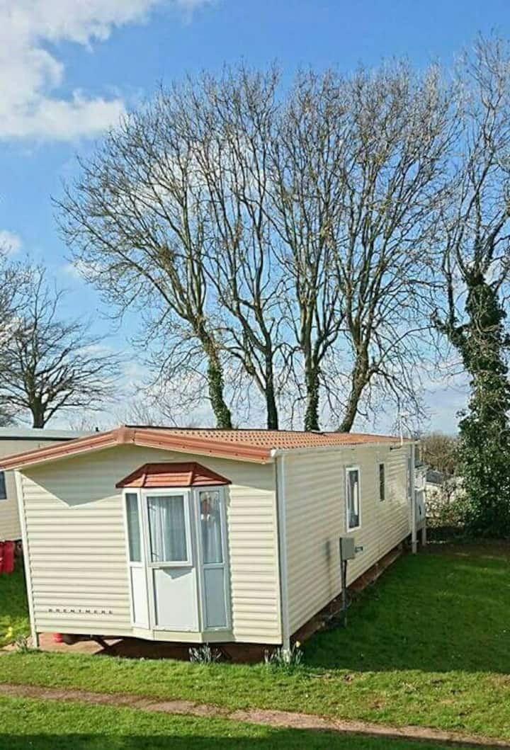 Holiday Caravan to rent South Bay Brixham.