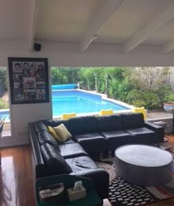 Big Family home with pool, inner city, near beach! - Brighton East