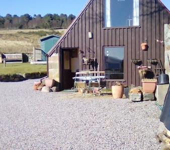 Lovely cabin with panoramic views - Strathpeffer - 小木屋