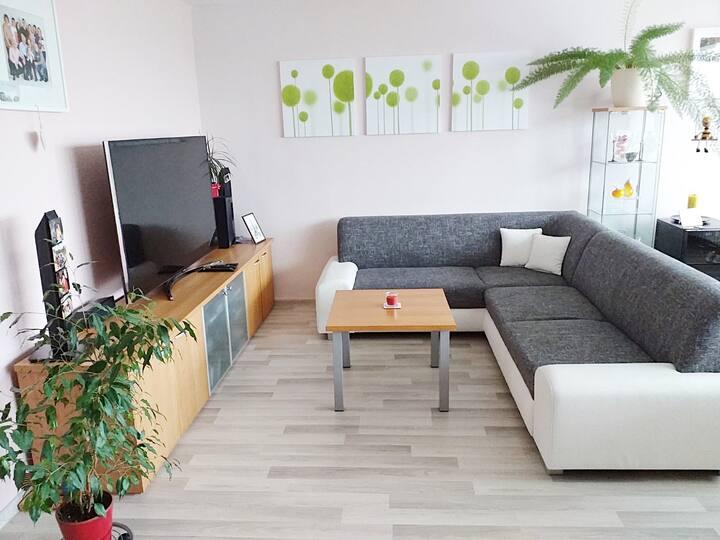 10MIN center FRESH apartment / 15MIN Airport