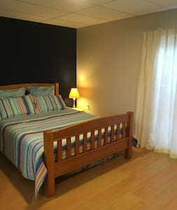 Quiet modern sleepout close to village - Havelock North - Hus