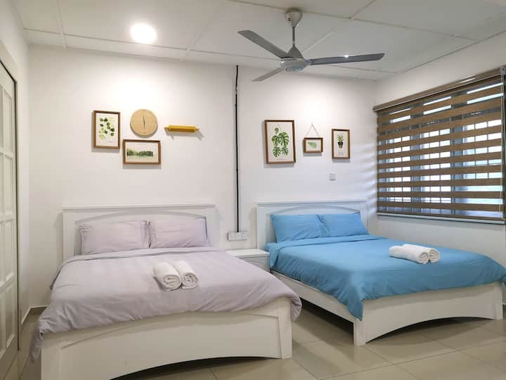 Jentayu04 | Spacious | Comfy | Kuah | Night Market