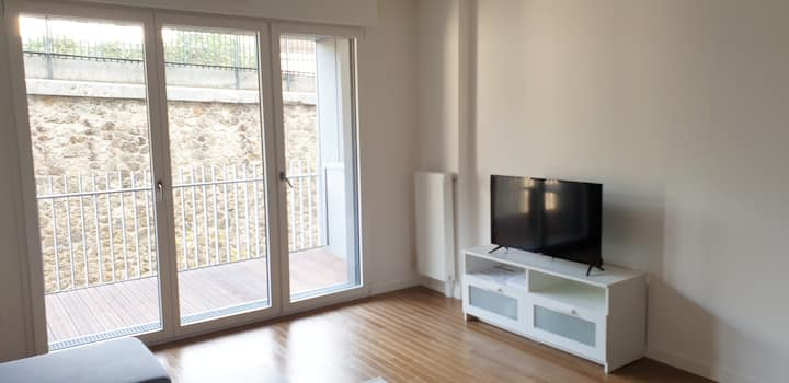★ NEW : Appartement Gare des Chantiers !