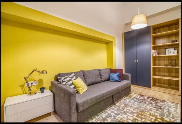 Cozy Private Room Near Oktogon
