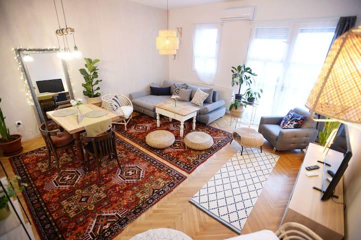 Villa INDA Rooms 2. - Eger