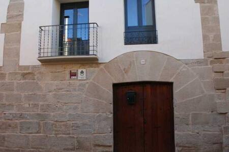 "Casa Abellanas (Apiés) Apartamento ""San Felix"""