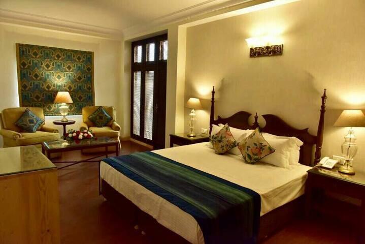 Luxury Room at The Oaktree House Eversunny Shimla