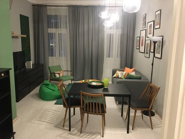 Buda Apartament