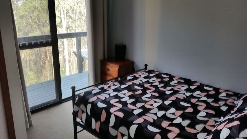 Double Bed, A/C fitted, upstairs
