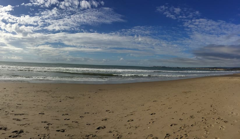 Queenie's at the beach