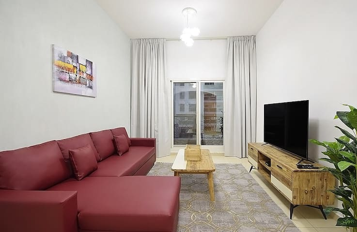 1 BR Apartment   Dubai Silicon Oasis