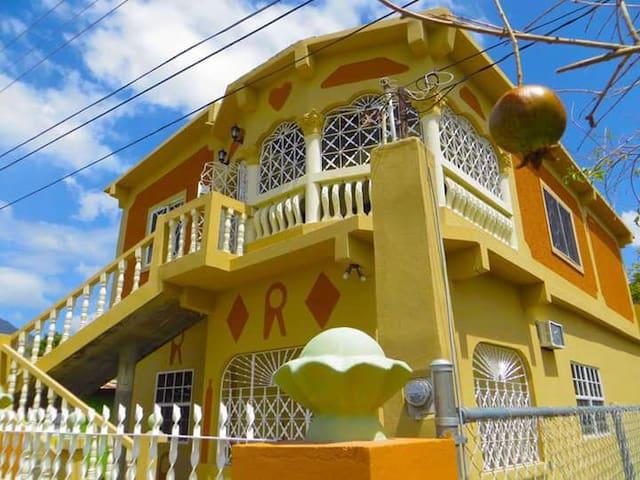 St Thomas, Jamaica Paradise.