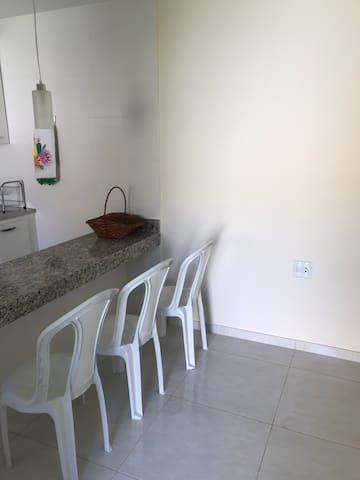 Casa Flat em Nova Almeida - Serra/ES