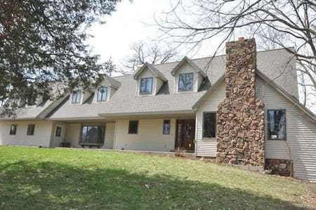 Large Lake Country home for US Open - Delafield - Haus