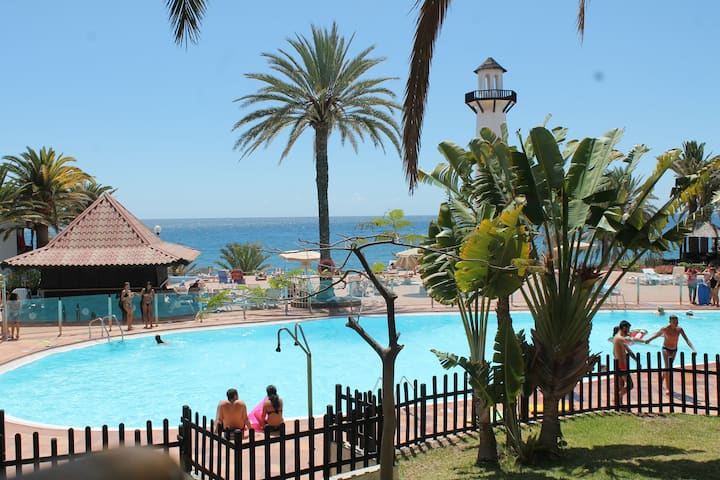 Sun Club top bungalow 2 Maspalomas