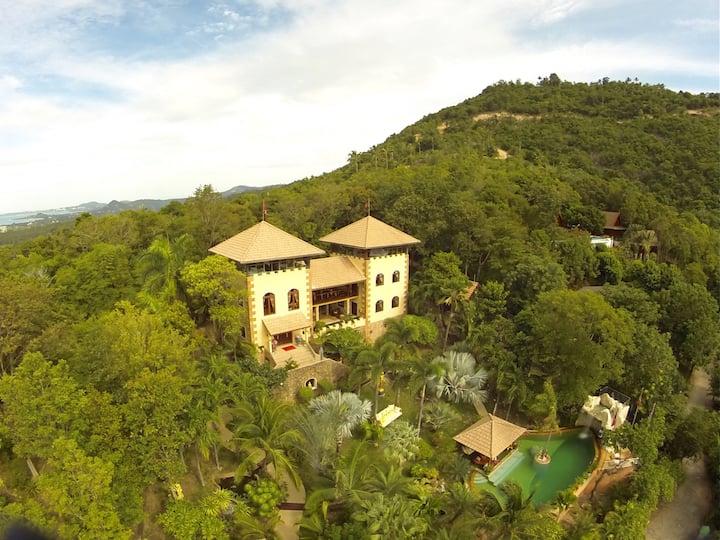 Castle Koh Samui incl.XXL Rock pool