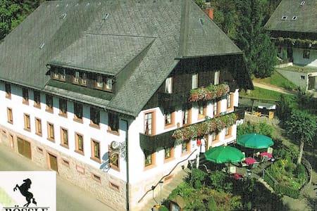 Das Goldene Rössle- Gästehaus | Pension - Triberg - Bed & Breakfast