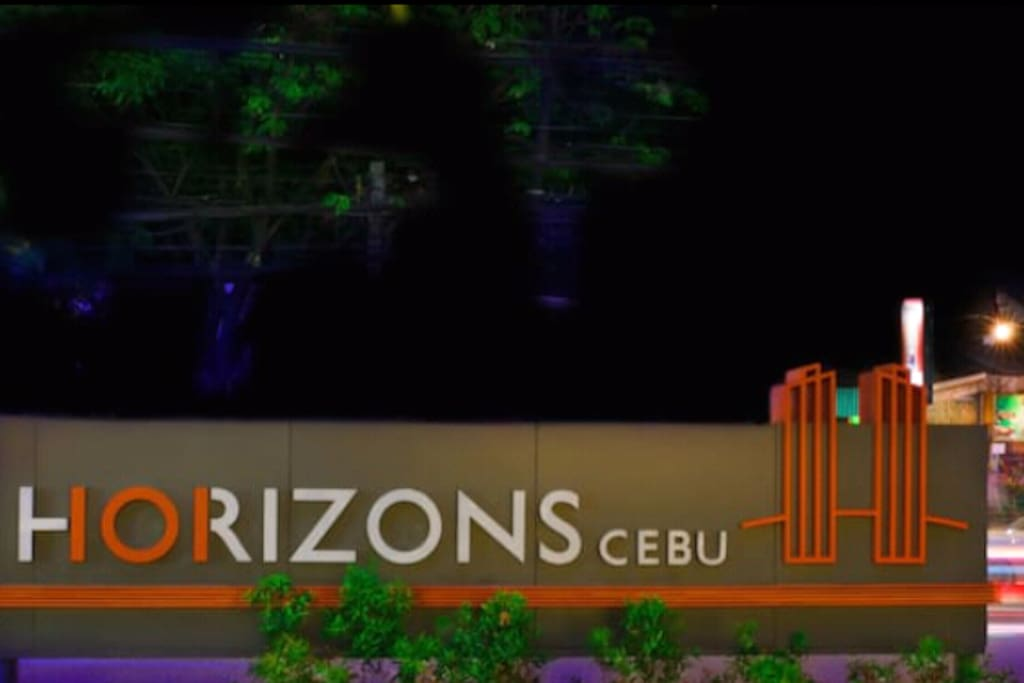 Horizons101 Cebu where Coleen's Bedsit Condo located