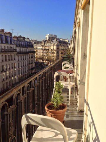 1 chambre rue Monge/Mouffetard - Paris