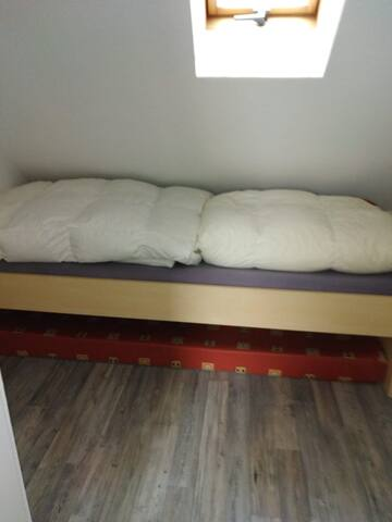 Kinderzimmer / 2. Schlafzimmer