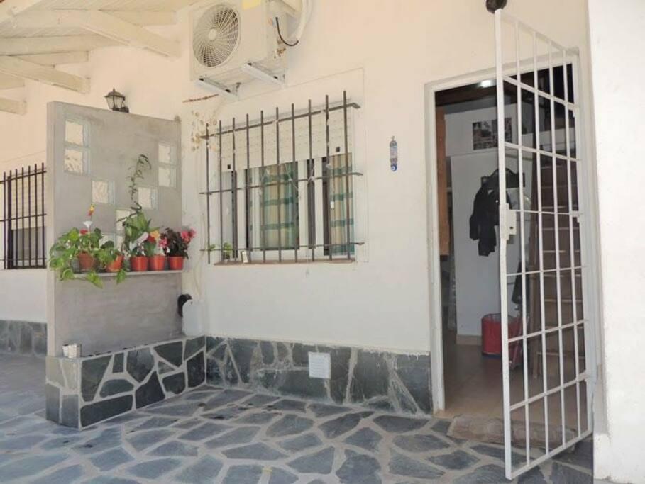 Entrada departamento
