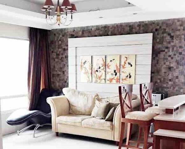 3 BDR Exclusive Apartment at Central Jakarta CBD