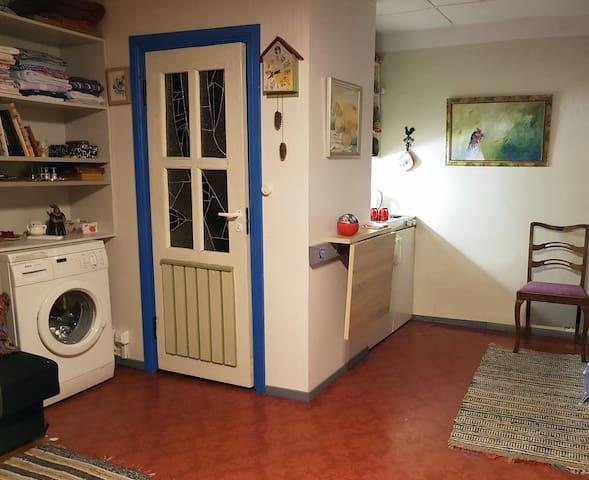 House with a unique design