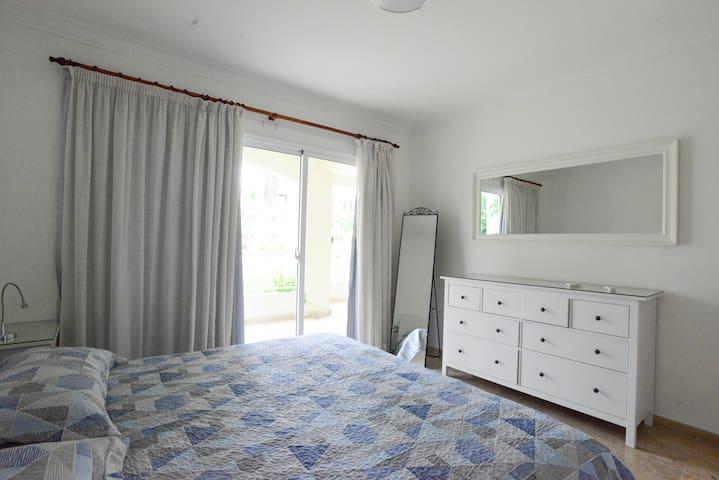 LUXURY APARTMENT 130 METERS TWO BEDROOMS