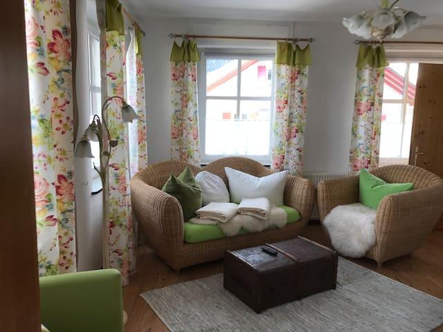 Apartment über 2 Etagen