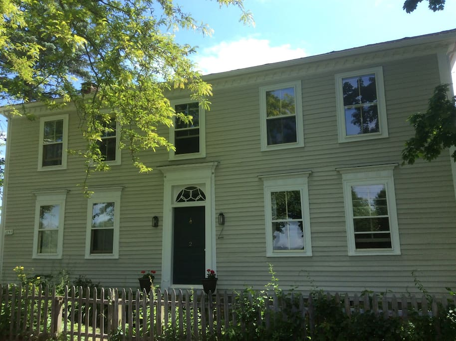 Welcome to The 1797 House, your destination on the Connecticut River!