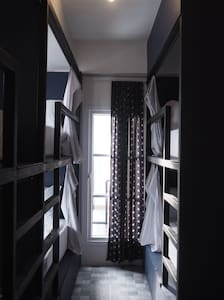 Stay Samed Hostel-Bed in a shared bunk-bed room