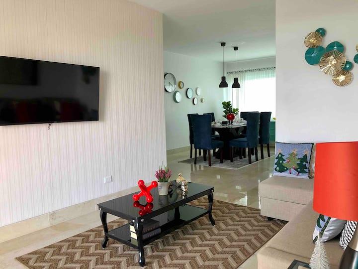 ★Cozy ★ Comfortable★ Apartment ★ En Ciudad Corazón