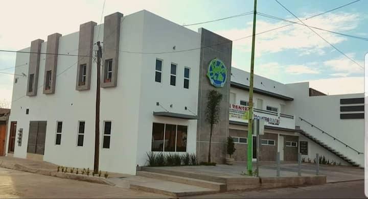 """Departamento Meoqui, Chihuahua """"Llegar a Casa"""""""