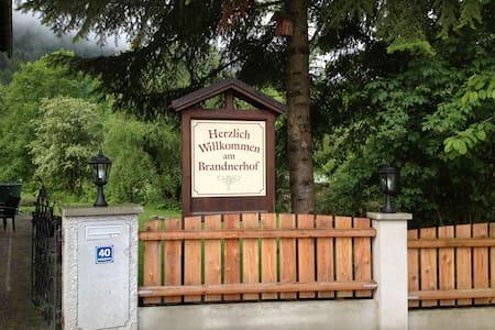 Familien Zimmer am Brandnerhof - Garmisch-Partenkirchen