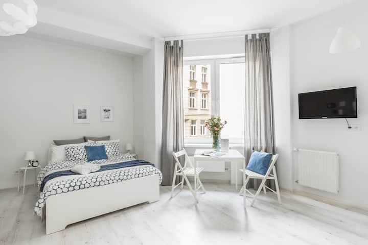 ⭐ Design Studio Apartment - Nowy Świat / Smolna ⭐