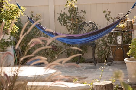 Sleep tight in the ENO Hammock! - Bakersfield