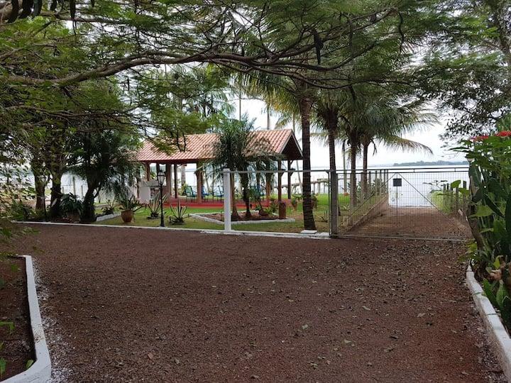 Chácara em Alvorada do Sul, Paraná.