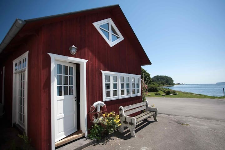 Havnehuset Neden vandet