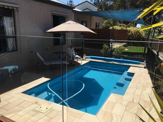 Adam's Villa in Sunny Bendigo
