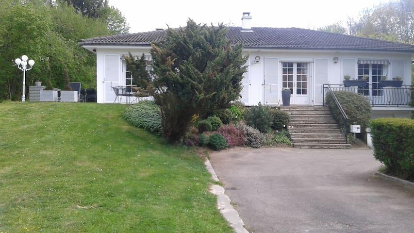 Agréable villa dans un village aux portes de Nancy - Lay-Saint-Christophe - House