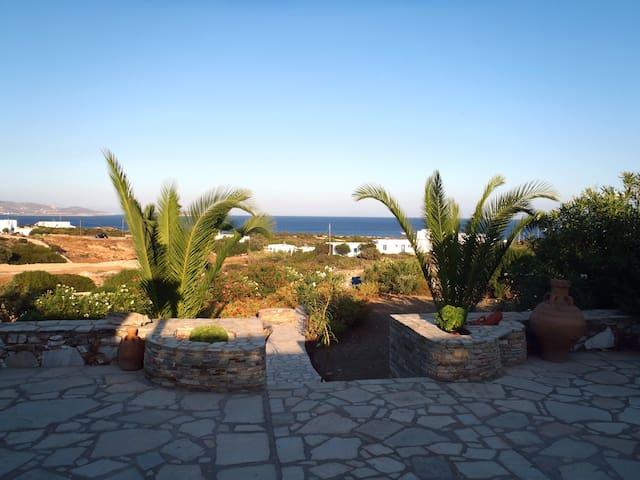 Island Summer House in Antiparos